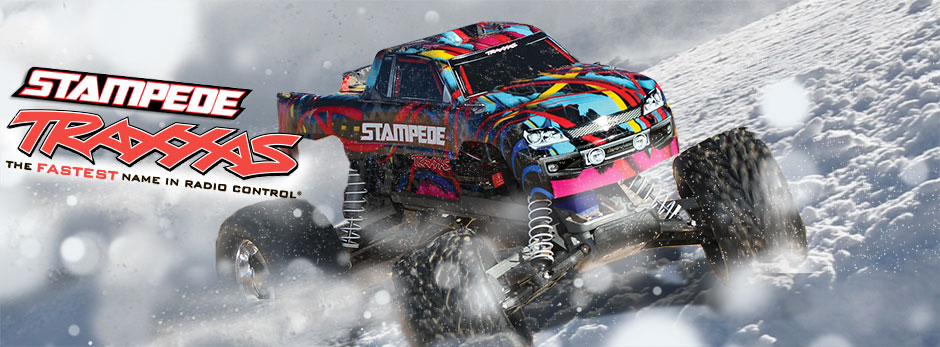 TRAXXAS Stampede 1/10 2WD VXL