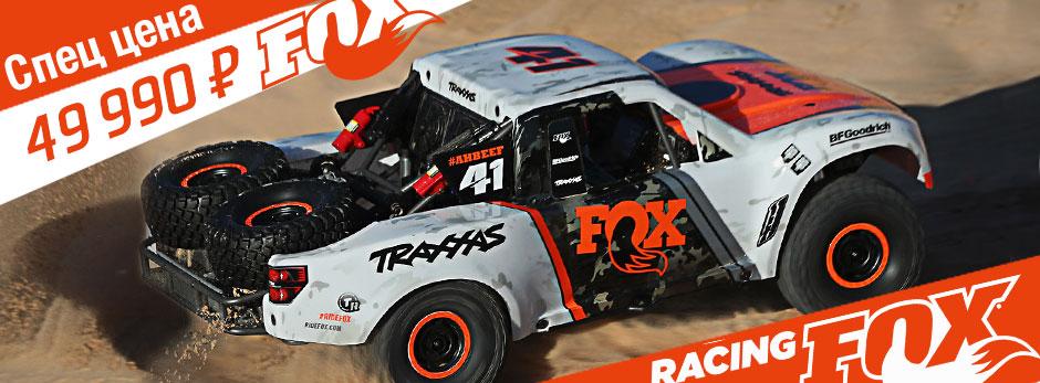 Traxxas Unlimited Desert Racer по супер-цене!