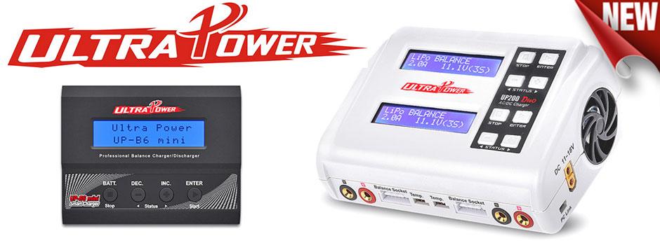 Новый бренд зарядных устройств - Ultra Power!