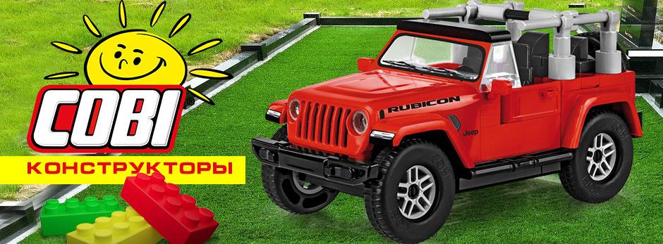 Настоящий Jeep Rubicon!
