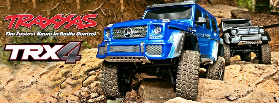 traxxas TRX-4 G500