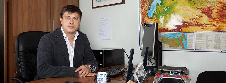 Владимир Симоненко, Генеральный директор