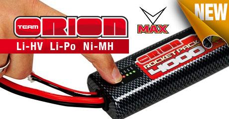 Team Orion: крупнейшая поставка аккумуляторов + новинки!