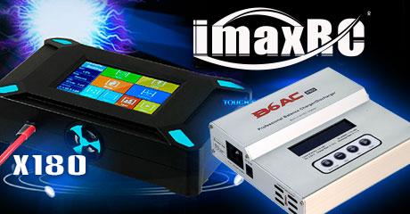 Полный ассортимент зарядных устройств от IMAXRC снова в продаже!