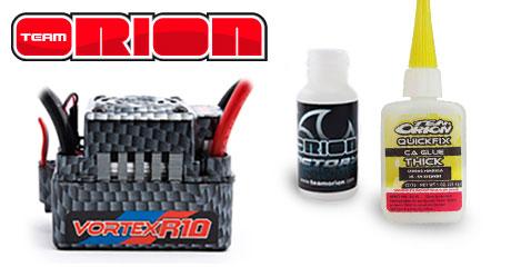 Пополнение ассортимента электроники и химии от Team Orion!