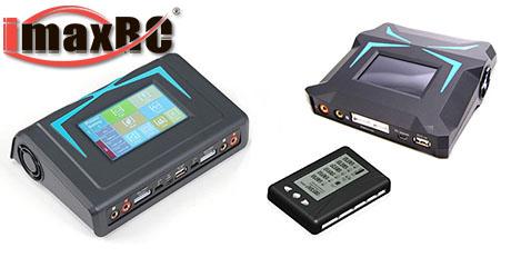 Пополнение ассортимента зарядных устройств и аксессуаров от ImaxRC!