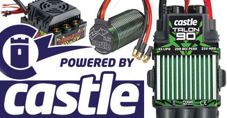 Приятные цены на электронику Castle Creations