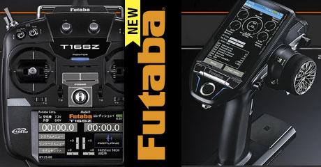 Поступление аппаратуры и электроники Futaba!