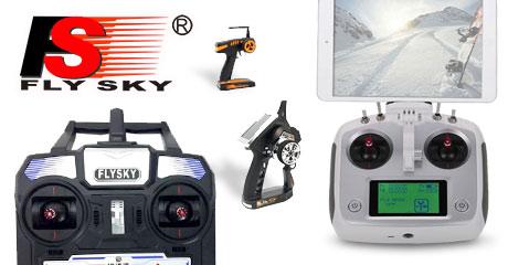 Поступление электроники FlySky!
