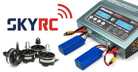 Поступление электроники SkyRC!