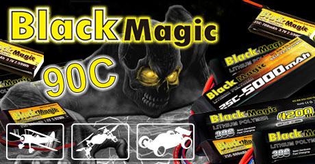 Поступление аккумуляторов Black Magic!