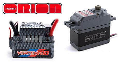 Поступление электроники Team Orion!
