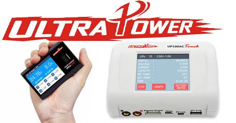 Новый бренд в Хобби Центр - зарядные устройства Ulta Power!