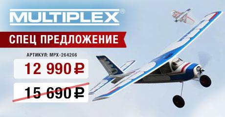 Специальная цена на самолеты Multiplex!