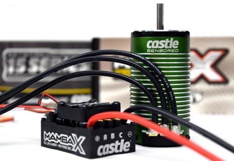 Поступление электроники от Castle Creations!