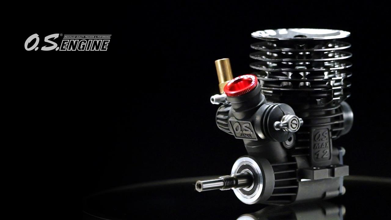 Поступление двигателей от O.S. Engines!