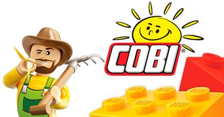 Супер акция на конструкторы COBI!