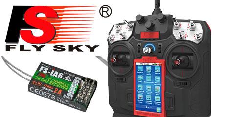 Пополнение склада продукцией FlySky!