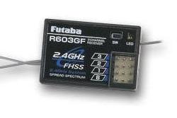 new futaba r2104gf 4 channel 2 4ghz s fhss receiver 4pl r2104gf Приемник Futaba R603GF ERP FHSS