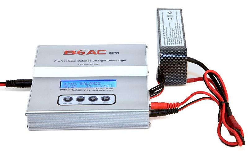 как зарядить одну банку аккумулятора imax b6
