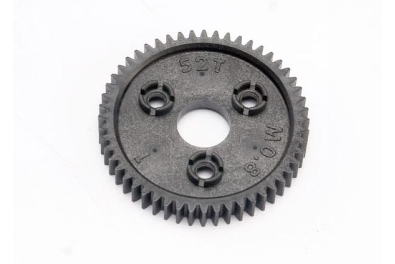 Запчасти для радиоуправляемых моделей Traxxas TRAXXAS Spur gear, 52-tooth (0.8 metric pitch, compatible with 32-pitch)