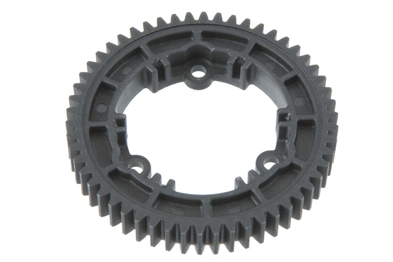 Фото - Запчасти для радиоуправляемых моделей Traxxas TRAXXAS Spur gear, 54-tooth (1.0 metric pitch) запчасти для радиоуправляемых моделей rpm alias landing gear black