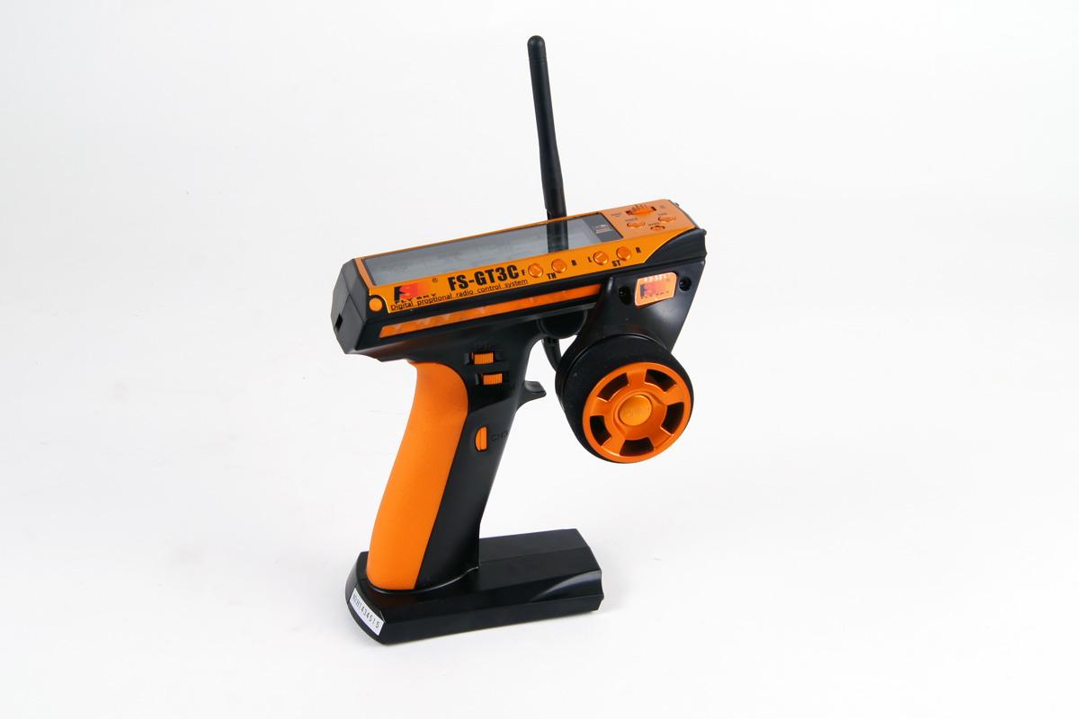 Аппаратура управления + приемник FlySky GT3C FS-GR3C
