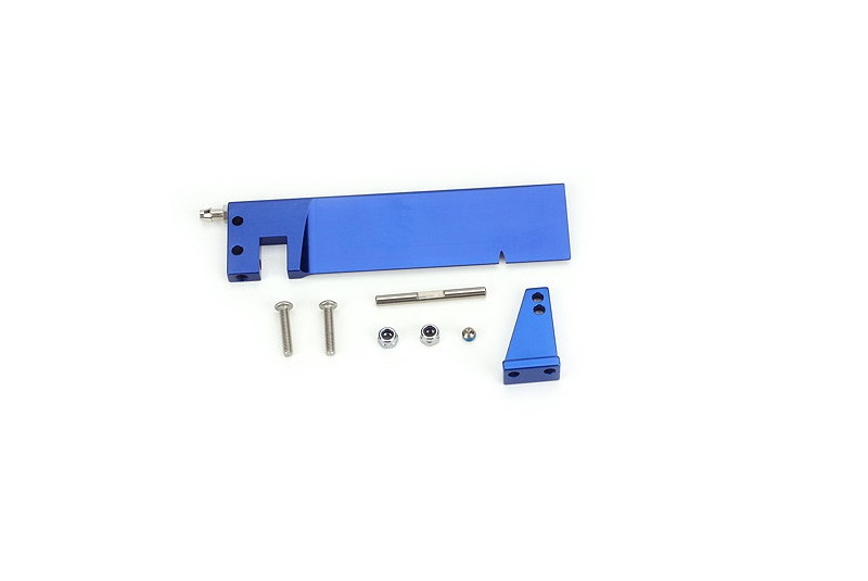 Запчасти для радиоуправляемых моделей Traxxas TRAXXAS Rudder: rudder arm: hinge pin: 3x15mm BCS (stainless) (2): NL 3.0 (2):4x3mm (stainless, with thr