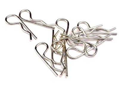 Запчасти для радиоуправляемых моделей Traxxas TRAXXAS Body clips (12) (standard size)