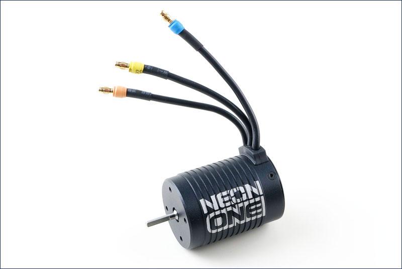 Электродвигатель бесколлекторный Team Orion Electronics Neon One 2400kV