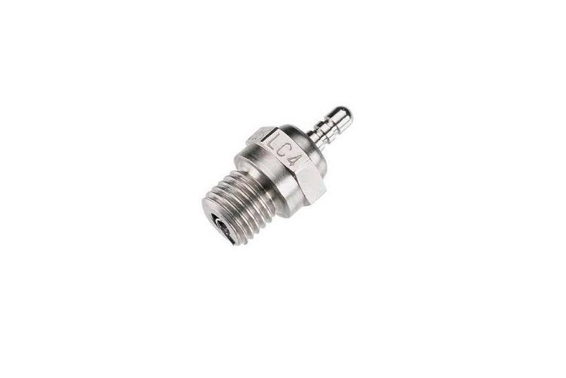 Фото - Свеча зажигания O.S. Engines OS MAX LC4 средняя свеча зажигания o s engines t rp7