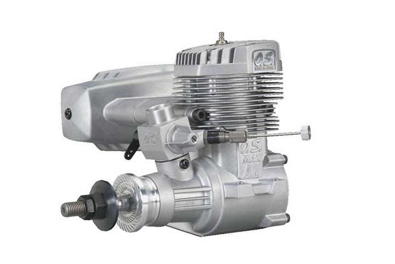 Двигатель O.S. Engines 120AX Ringed