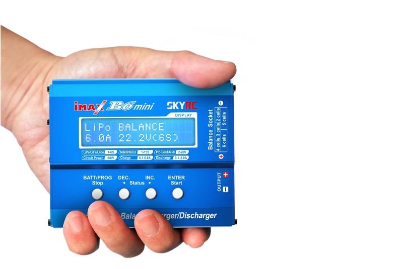 Зарядно-разрядное устройство SkyRC B6 MINI DC