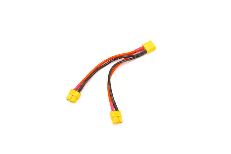 Переходники Goowell XT60 parallel&14 silica wire silica aerogels