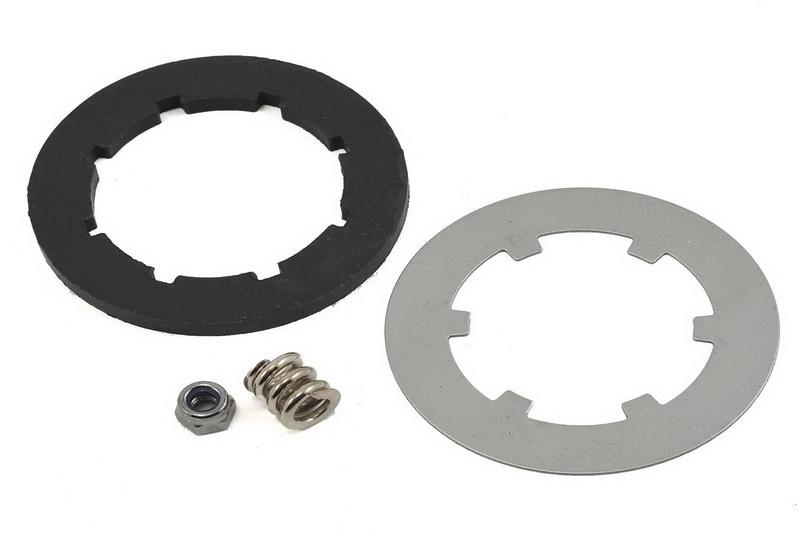 Запчасти для радиоуправляемых моделей Traxxas TRAXXAS Rebuild kit, slipper clutch (steel disc:friction insert (1):spring (1):2.5x12mm pin:4.0mm NL(1))