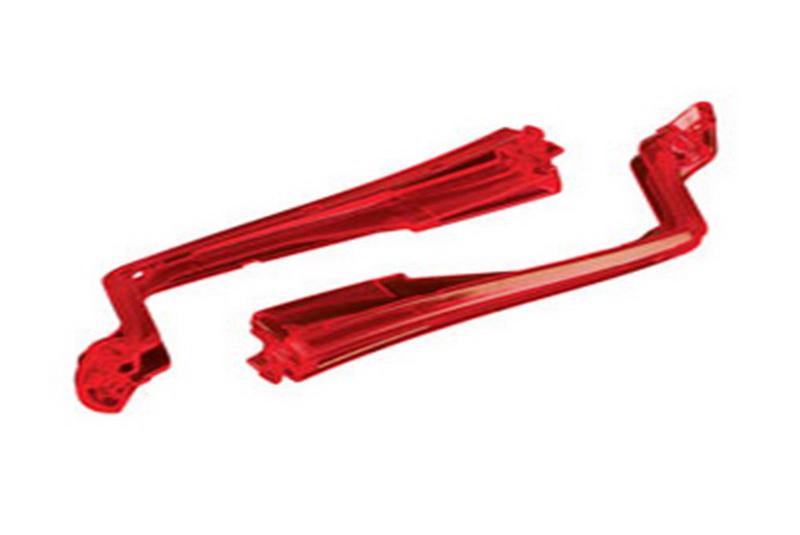 Запчасти для радиоуправляемых моделей Traxxas TRAXXAS LED lens, rear, red (left & right)