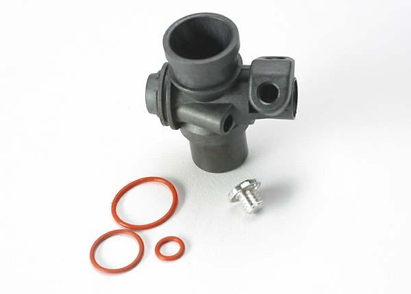 Запчасти для радиоуправляемых моделей Traxxas TRAXXAS Carburetor body: fuel inlet plug: 5x.9mm O-ring (1-each) (TRX 2.5, 2.5R)