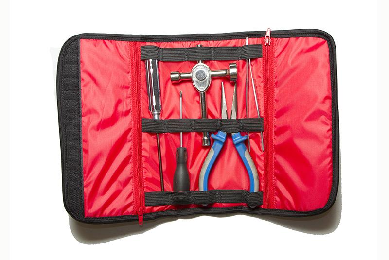 Чехлы и сумки для радиоуправляемых машин Polymotors Органайзер для инструмента