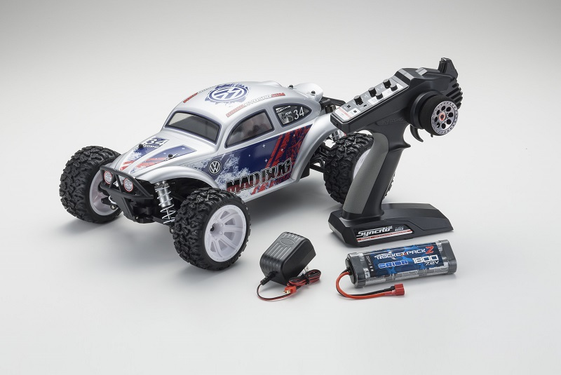1:10 EP 4WD Mad Bug VEi T3 RTR