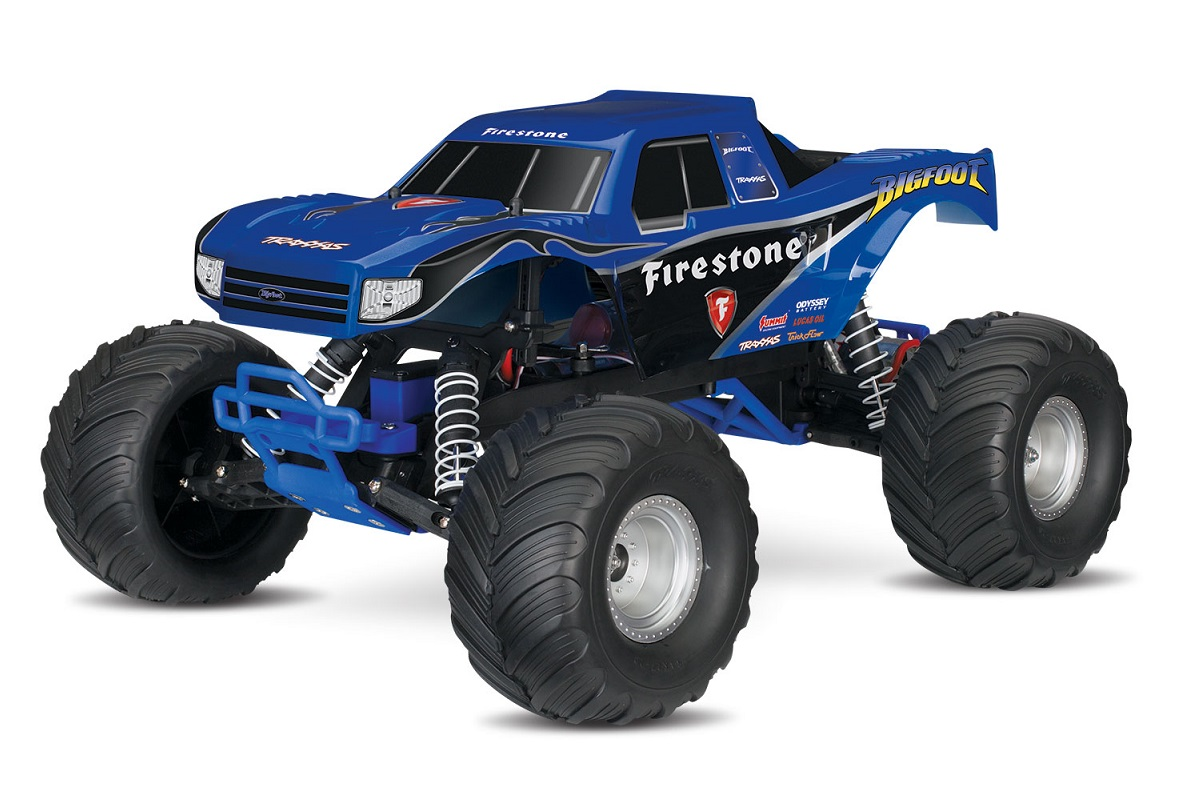 BIGFOOT 1:10 2WD TQ Fast Charger