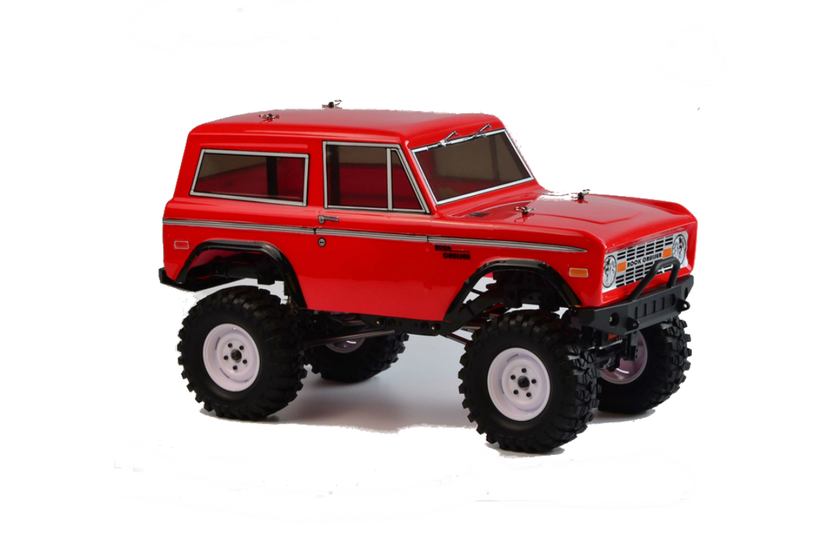 1:10 EP 4WD Off Road Cruiser Crauler