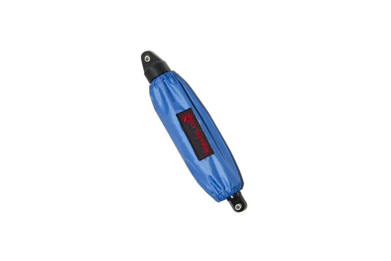 Чехлы и сумки для радиоуправляемых машин Polymotors Чехлы на амортизаторы (4 шт) Traxxas X-Maxx Синие