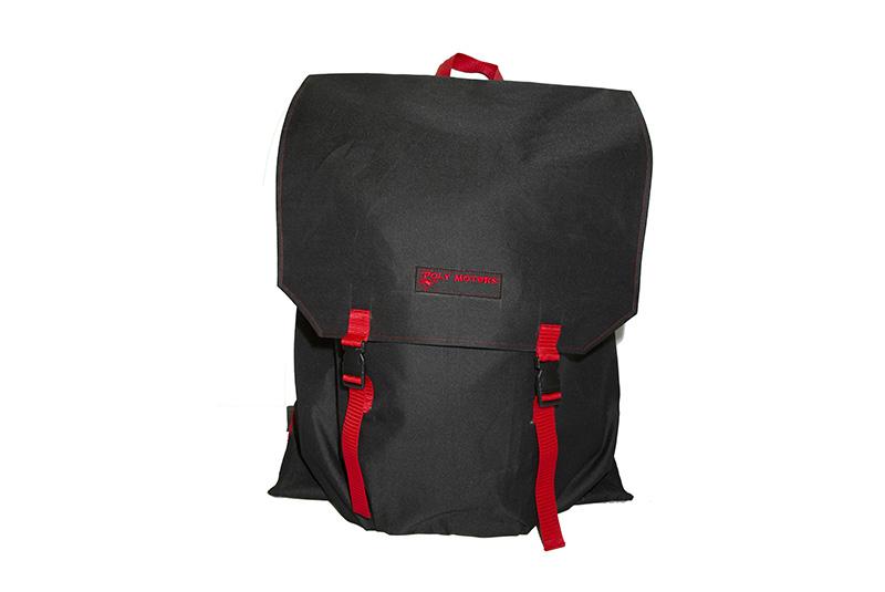 Чехлы и сумки для радиоуправляемых машин Polymotors Рюкзак для автомодели Монстр:Трагги 1:8 и 1:10