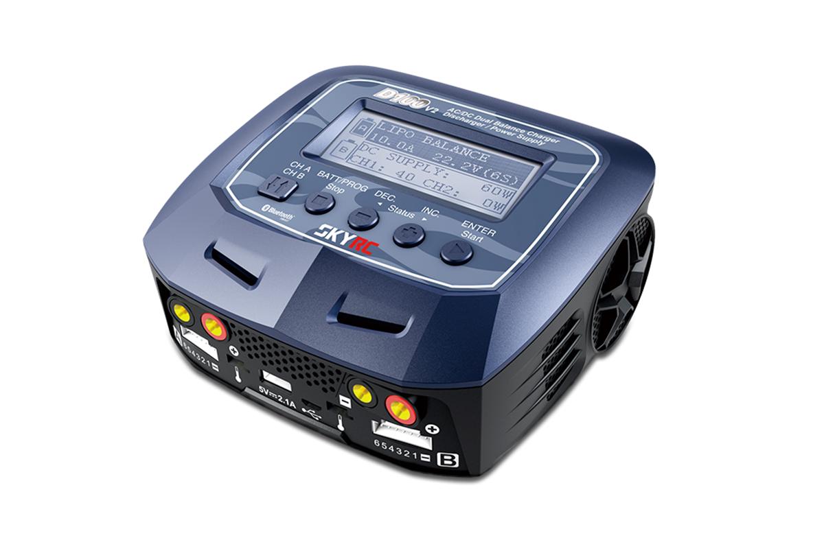 Зарядно-разрядное устройство SkyRC D100 V2