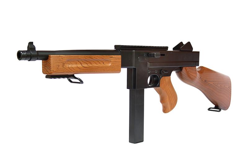Детское оружие HC-Toys Пистолет-пулемет Томпсона детское оружие hc toys бластер виртуальной реальности для смартфона