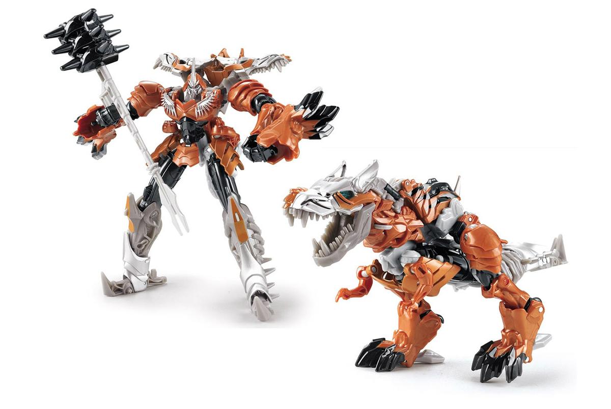 робот динозавр фото