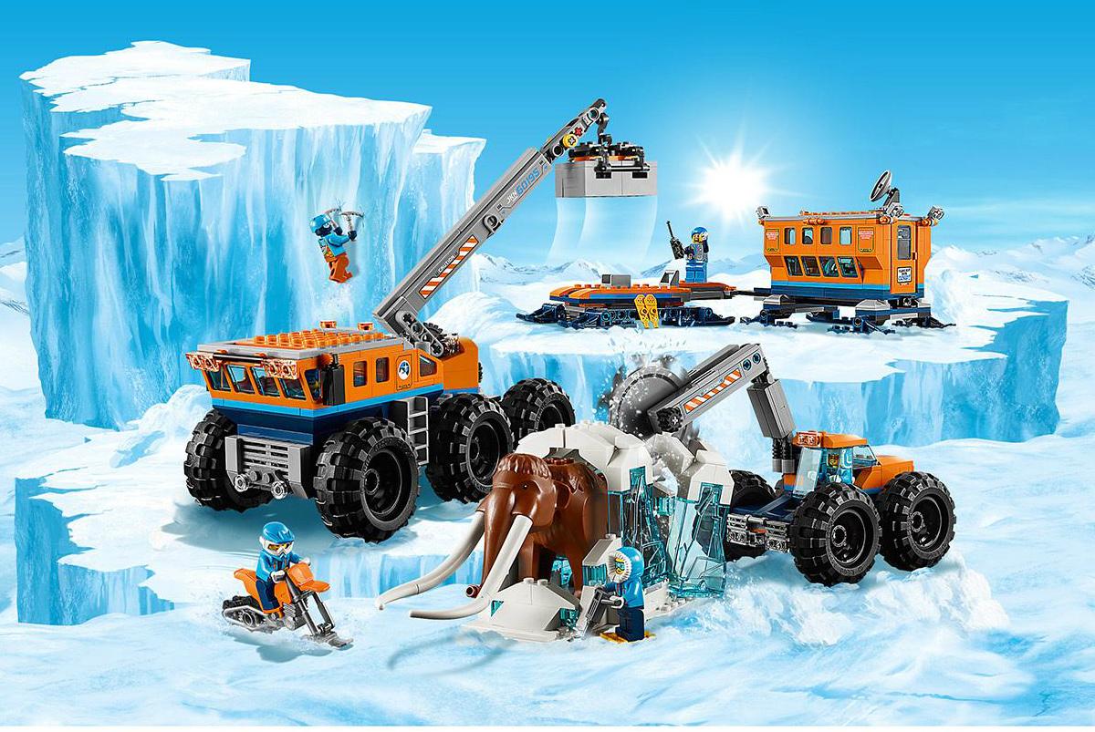 лего лего картинки арктика очень