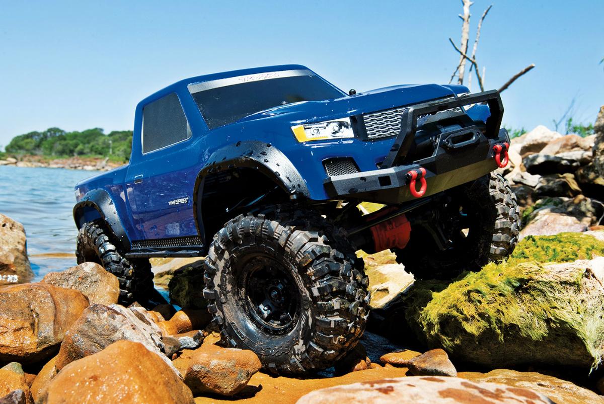 TRX-4 1:10 Sport 4WD Scale Crawler
