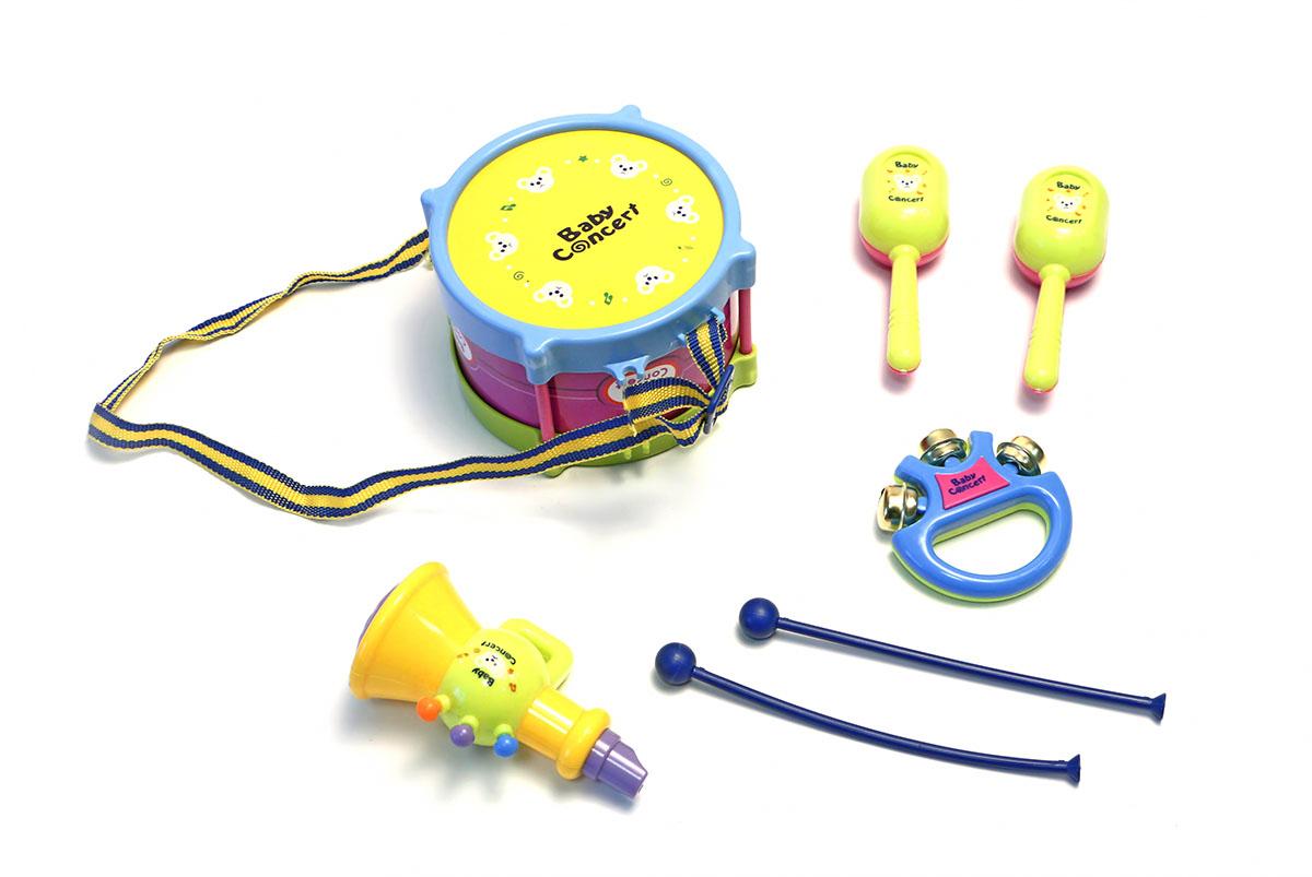 Игрушка HC-Toys Набор музыкальных инструментов