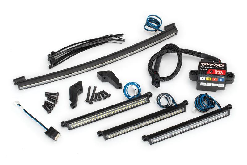 Комплект светотехники TRAXXAS LED light set для Ultimate Desert Racer
